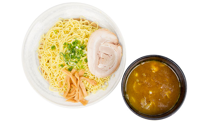 期間限定カレーつけ麺